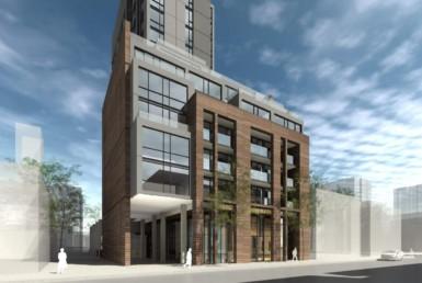 572 Church Street- Exterior Rendering