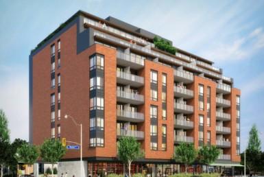 529 Marlee Avenue - Exterior Rendering