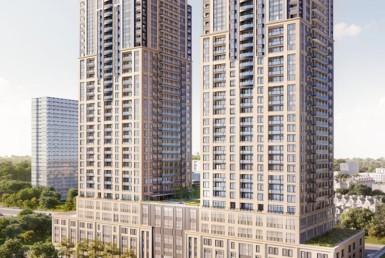 Mirabella Condominium - Exterior Rendering