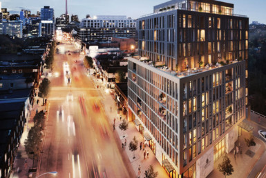 Uovo Boutique Residences - Exterior Rendering